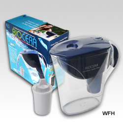 Water Filter for Alkaline Mineral Water