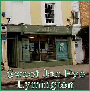 Sweet Joe Pye Healthy Living Health Food Store Lymington New Forest Hampshire