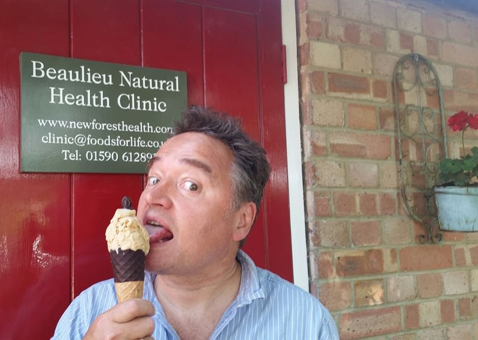 Vegan Ice Cream Beaulieu Chocolate Studio New Forest Hampshire Dairy Free Dessert