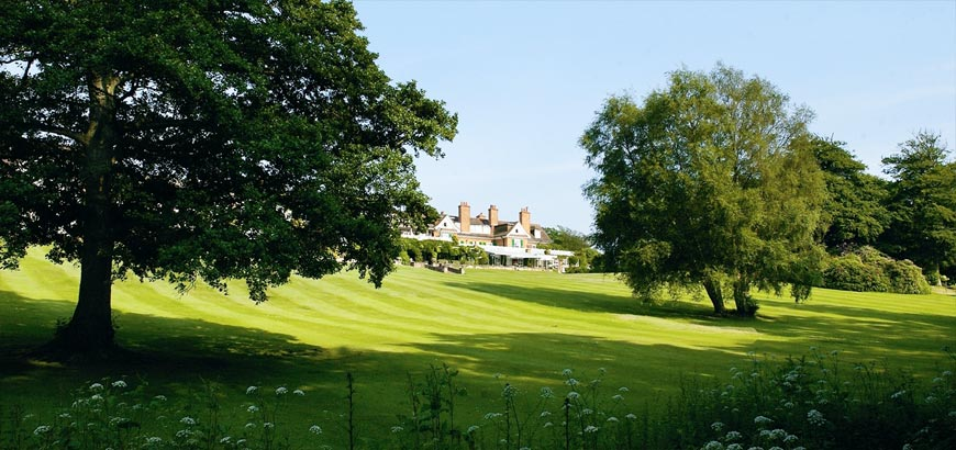 Chewton Glen New Forest Country house hotel and health spa